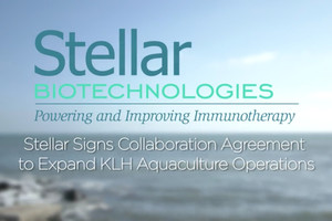 Stellar KLH Aquaculture Expansion Collaboration in Baja California, MX