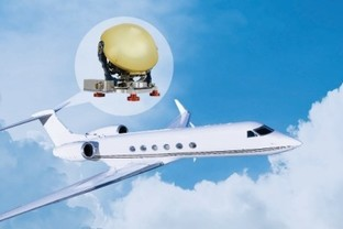 Astronics SATCOM Antenna Technology Selected for Collins Aerospace and SES's LuxStream Business Aviation Connectivity Service