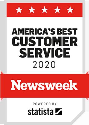 Newsweek: America's Best Customer Service 2020