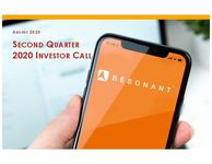 Resonant's Q2 2020 Financial Results Conference Call Presentation
