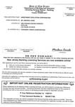 NJ State Licensure
