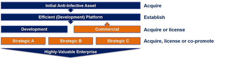 Iterum Therapeutics Corporate Strategy