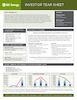 QS Energy Tear Sheet